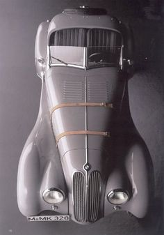 BMW 328 Roadster, 1936