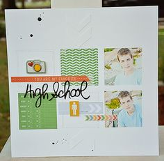 You Are My Favorite High School Boy by sarahak at Studio Calico