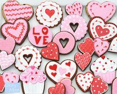 {Cookies} Decorating Sugar Cookies with Royal Icing » Glorious Treats