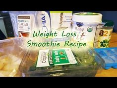 Healthy Lifestyle Series:  Easy Weight Loss Protein Smoothie Recipe - http://www.bestrecipetube.com/healthy-lifestyle-series-easy-weight-loss-protein-smoothie-recipe/