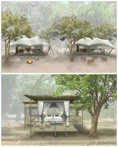 Our Ruckomechi Camp is undergoing a complete rebuild & we are also creating an intimate new camp, Little Ruckomechi.  #Zambezi #ManaPools #safari