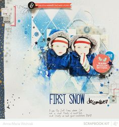 First snow [Main Kit Only] by ania-maria at @Studio_Calico