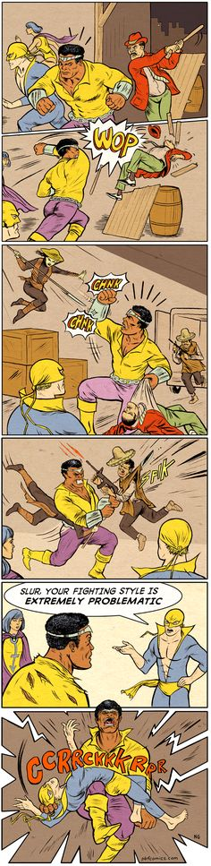 The Perry Bible Fellowship - The Offenders
