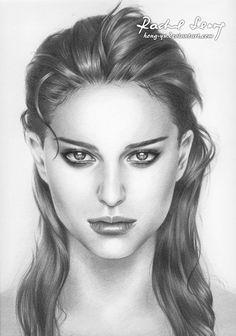 Natalie Portman 1 by Hong-Yu.deviantart.com on @deviantART