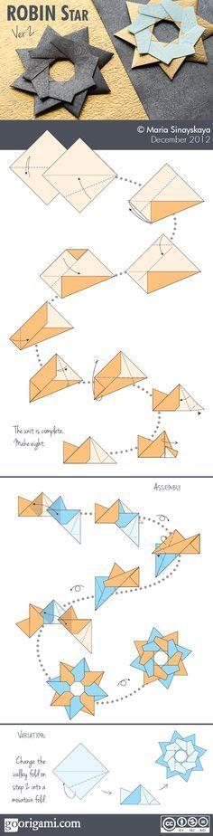 bdebf365 Origami 3d, Origami Easy, Modular Origami, Origami Paper Folding, Paper  Crafts Origami