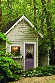 garden sheds images | ... garden sheds that are aesthetically appealing and will blend in with