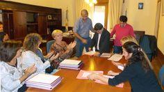LAVOZ DEL QUEQUEN : Tres asociaciones locales recibieron personería ju...