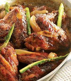 Sorprende a tu familia con estas deliciosas alitas.