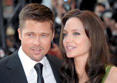 """Brad Pitt y Angelina Jolie-Se conocieron en el rodaje de """"Señor y señora Smith"""" y desde entonces se mantienen pese a los constantes intentos de romper su unidad"""