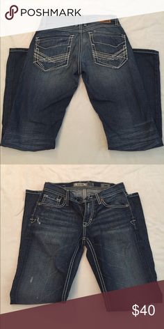 """Classic BKE Distressed Jeans Classic BKE distressed Jeans. Worn once. 28S. 30"""" inseam BKE Jeans Boot Cut"""