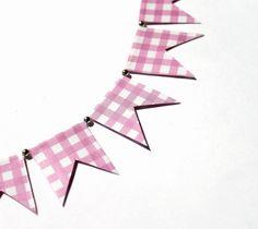 * october pinks * by LittleRedPolkaDots on Etsy