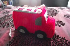Ravelry: Fire Truck pattern by Melissa Harsh