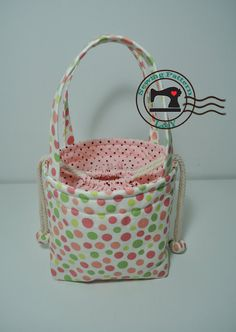 Lunch Bag PDF Tutorial and Pattern by LYPatterns on Etsy, $5.00