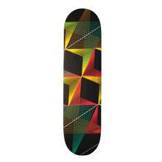 Skateboard Cónicas