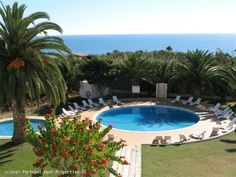 2 bedroom apartment with sea view in Praia da Luz, Lagos, Algarve, Portugal - Old style apartment with the most beautiful sea views in Luz. Large sunbathing terrace facing south and smaller terrace directly off the lounge. - http://www.portugalbestproperties.com/component/option,com_iproperty/Itemid,16/id,254/view,property/