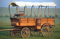 Custom built and used chuck wagon, covered wagon and sheep wagon for sale at Hansen Wheel and Wagon Shop. Horse Wagon, Horse Drawn Wagon, Wagon Trails, Wagons For Sale, Wooden Wagon, Old Wagons, Horse And Buggy, The Lone Ranger, Covered Wagon