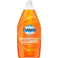 Dawn Ultra Antibacterial Hand Soap Orange Scent Dishwashing Liquid 21.6 Fl Oz - Walmart.com