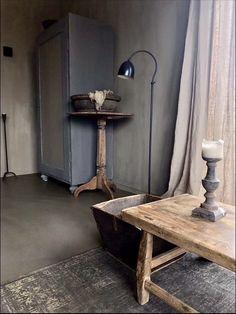 Landelijke inrichting Decoration, Interior Inspiration, Entryway Tables, Living Room, Sober, Life, Furniture, Home Decor, Decor