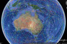 210 Best Ley Lines images in 2019 | Ley lines, Earth grid, Maps