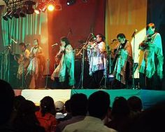 The 1970s was a decade in which Andean music saw its biggest growth. Different groups sprang out of the different villages throughout the Andes Region: Peru, Ecuador, Chile, Bolivia, Colombia and Argentina. Many musicians made their way to the big cities forming different bands and groups. One of the most legendary was Los Kjarkas, from Bolivia. Singing and composing songs that became huge hits in Bolivia and would later become Andean standards. #1A