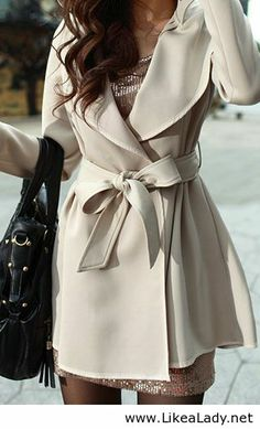Amazing trench coat