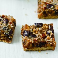 This is Grace Parisi's sophisticated version of magic bars, that chocolate-coconut bake-sale favorite.