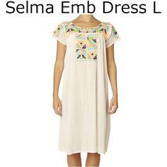 STARMELA スターメラ 英国 デザイン ワンピース L サイズ ファッショナブル ギャザー ドレス レディース エクリュ 半袖 ワンピス ワンピー 海外 ブランド