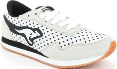KangaRoos Invader Dots női cipő Jordans Sneakers, Air Jordans, Kangaroos, Dots, Pumps, Fashion, Stitches, Moda, Fashion Styles
