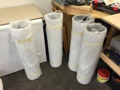 Towel, Organization, Diy, Home Decor, Getting Organized, Organisation, Decoration Home, Bricolage, Room Decor
