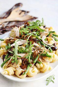Chicken and pasta salad - Teresa Välimäen broileri-pastasalaatti, resepti – Ruoka.fi
