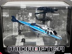 Propel RC Micropter  Wireless Micro HelicopterBlue and Silver * See this great product.Note:It is affiliate link to Amazon.