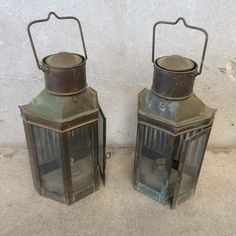 Vintage Nautical Outdoor Lantern – UrbanAmericana