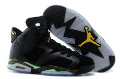 cheap for discount 26e52 3eb5a Air Jordan 6 Brazil World Cup (Multi-Color - Multi-Color) Nike