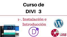 01-. Curso Básico de DIVI 3 - Instalación e Introducción
