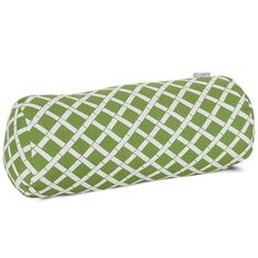 Majestic Home Goods�Sage Bamboo UV-Protected Outdoor Accent Pillow