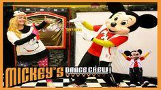 Mickey Mouse by Cia Andrea Tatata