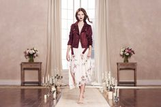 A look from the second LC Lauren Conrad Runway Collection for Kohl's. Photo…