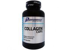 Collagen Caps 100 Cápsulas - Performance Nutrition com as melhores condições você encontra no Magazine Lopesmarinho. Confira!