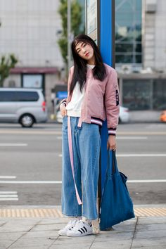 On the street… Seo Yumi Seoul fashion week 2016 SS