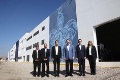 Inaugura Rafael Moreno Valle y Alfonso Esparza Ortiz nuevas obras de la BUAP