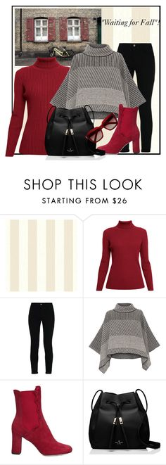 """""""""""Waiting for Fall""""!"""" by onesweetthing ❤ liked on Polyvore featuring Rumour London, STELLA McCARTNEY, Piazza Sempione, Derek Lam, Kate Spade and Yves Saint Laurent"""