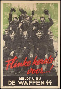 Waffen SS, 1944