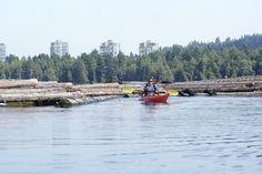 Port Moody Kayaking