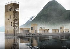 Concept Hotel in Norway.