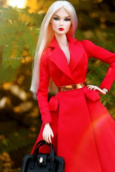 Explore ️ Zezaprince ️ photos on Flickr. ️ Zezaprince ️ has uploaded 5043 photos to Flickr. Elle Fashion, Diva Fashion, Fashion Outfits, Barbie Model, Barbie And Ken, Barbie Barbie, Barbie Style, Beautiful Barbie Dolls, Vintage Barbie Dolls