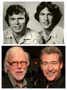 """TV Show: Emergency Kevin Tighe & Randolph (Randy) Mantooth """"Roy &… 70s Tv Shows, Old Shows, 40 Years Ago Today, Kevin Tighe, Randolph Mantooth, Mejores Series Tv, Los Kennedy, Celebrities Then And Now, Star Show"""