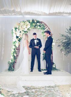 William and Lauren tie the knot.