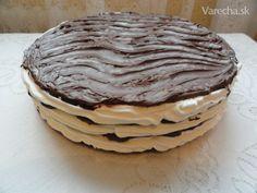 Penová torta 2 (fotorecept) Russian Recipes, Food Dishes, The Best, Pie, Breakfast, Polish, Cakes, Pie Cake, Pinkie Pie