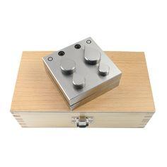 6Pc Bur Round Swiss 031 Jewelers Tool Tools New In Box Maillerfer Hardened Steel