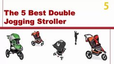 Best Double Jogging Stroller 2016 - Reviews and Guide